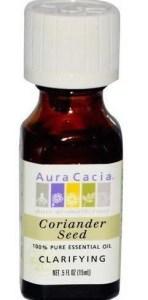 Aura Cacia-coriander-essential-oil