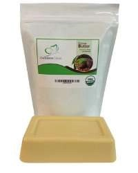 Certified Organic Cocoa Butter