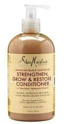 Shea Moisture Jamaican Black Castor Oil Grow & Restore Rinse Out Conditioner