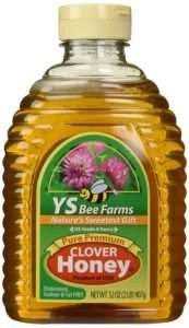 YS Bee Farms Premium Honey