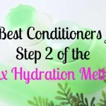 5 Best Conditioners for Step 2 of the Max Hydration Method