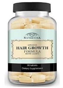 Nutrevita - Vitamins for Hair Growth