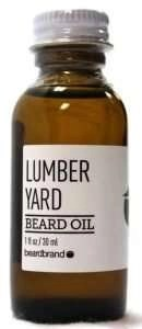 Beardbrand Lumber Yard Beard Oil