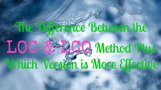 LCO vs LOC method, which one works better