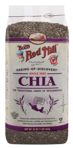 bob's red mill chia seeds