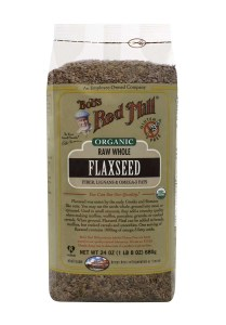 bobs red mill organic flax seeds