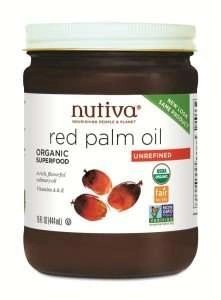 nutiva organic red palm oil