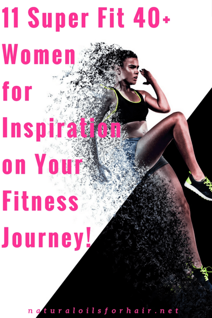 11 Super Fit 40 Plus Women for Inspiration on Your Fitness Journey!
