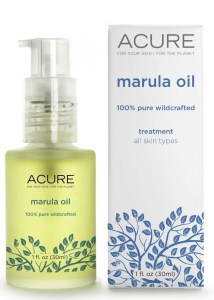 Acure Wild Crafted Marula Oil