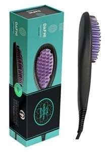 dafni ceramic hair straightening brush