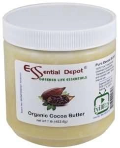 essential depot organic cocoa butter