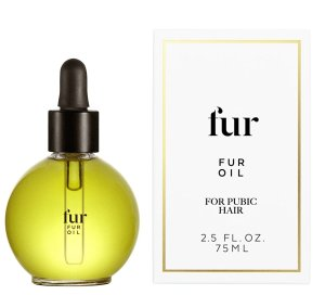 fur oil for pubic hair