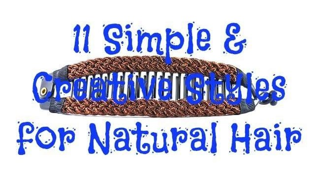 11-simple-and-creative-styles-for-natural-hair