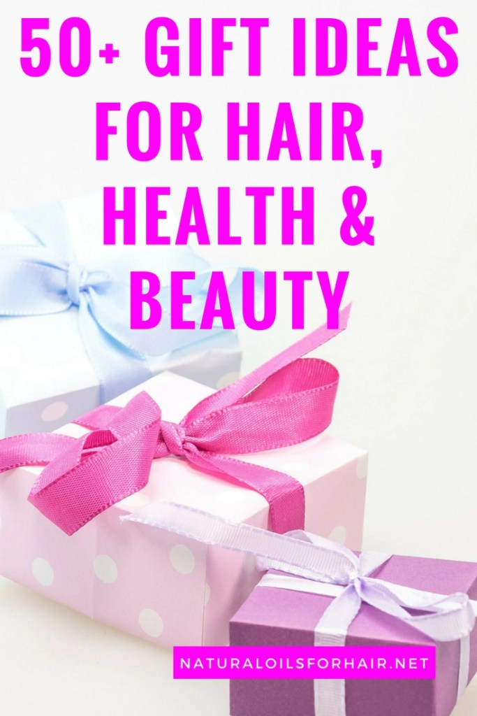 50 plus budget gift ideas for hair, health and beauty