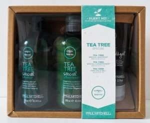 paul mitchell tea tree gift set