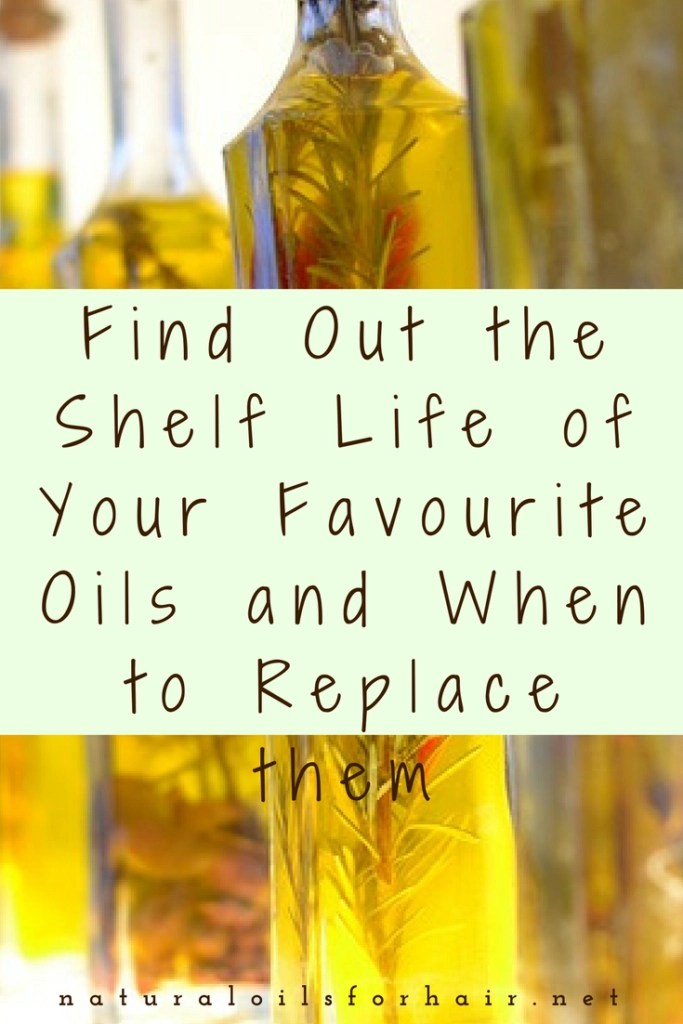 Find Out the Shelf Life of Your Favourite Oils and When to Replace them