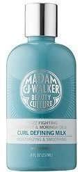 madam c.j. walker curl definining milk