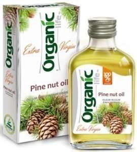 Organic Life Pine Nut Oil