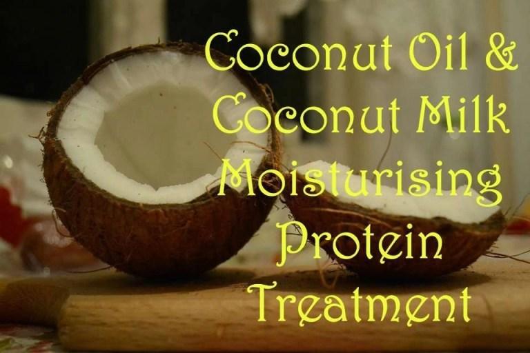Coconut -oil-Coconut-Milk-Moisturising-Protein-Treatment