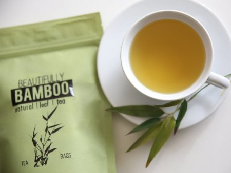Beautifully Bamboo Leaf Tea