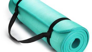 HemingWeigh Exercise Yoga Mat - Green