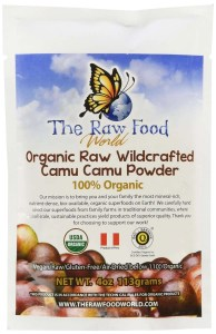 Raw Food World Organic Camu Camu Powder