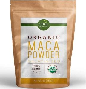 Soul Organics Organic Maca Powder