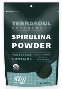 Terrasoul Superfoods Spirulina Powder