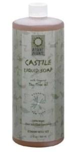 desert essence castile soap