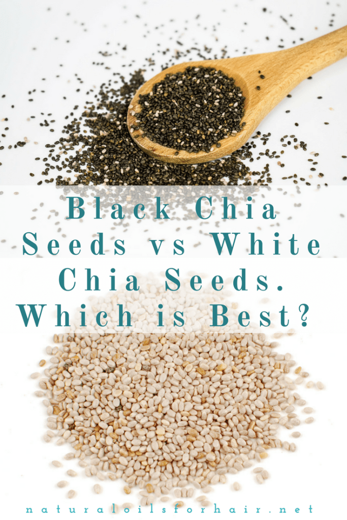 Black Chia Seeds vs White Chia Seeds. Which is Best?