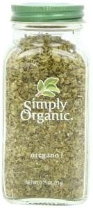 Simply Organic Oregano Leaf Cut & Sifted Certified Organic