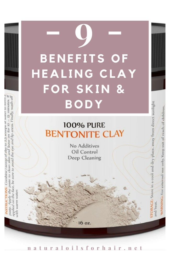 9 Benefits of Healing Clay for Skin and Body