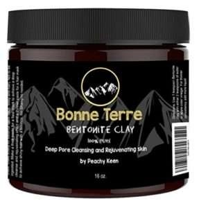 pure indian healing clay