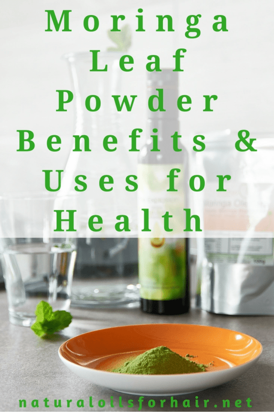 Moringa Leaf Powder Benefits and Uses for Health