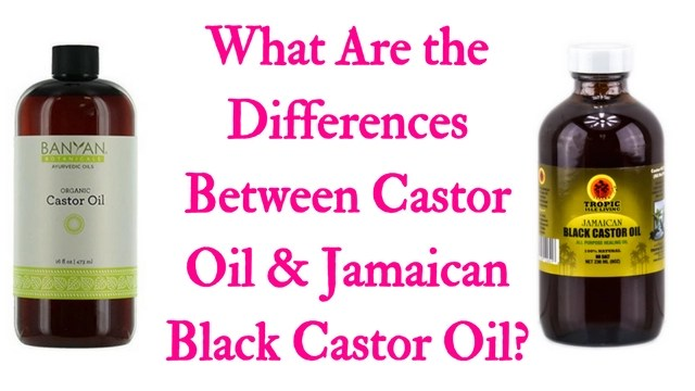 Black Castor Oil Hair Natural