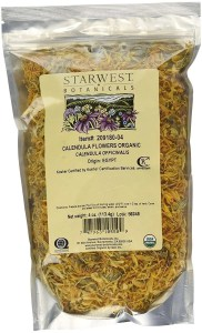 starwest botanicals dried calendula flowers