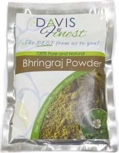 Davis Finest Premium Bhringraj Eclipta Alba Powder