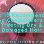 Top 10 Recommended Deep Conditioners for Treating Dry and Damaged Hair