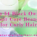Top 54 Black Owned Hair Care Brands for Curly Hair