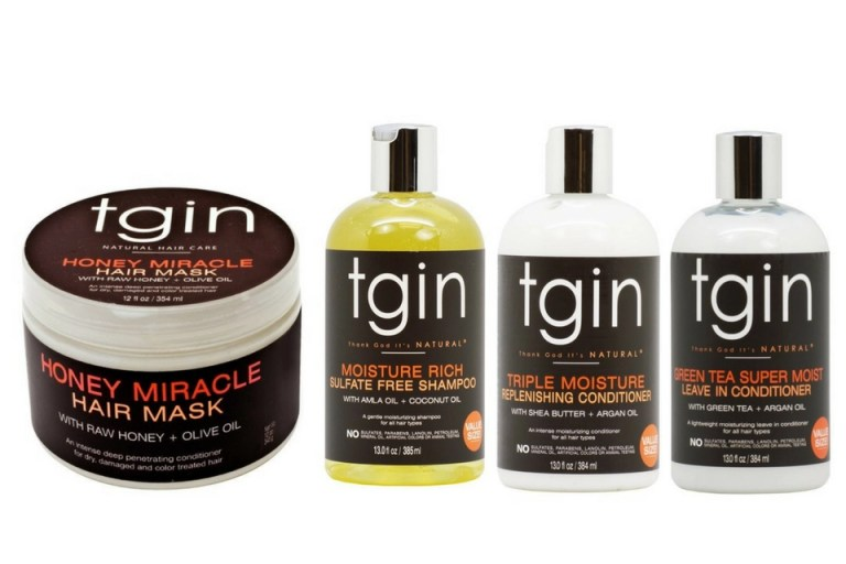 tgin for Curly Hair