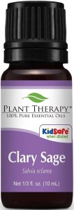 Plant Therapy Clay Sage Essential Oil