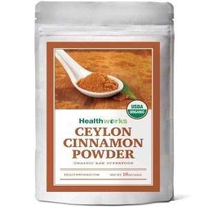 Healthworks Cinnamon Powder