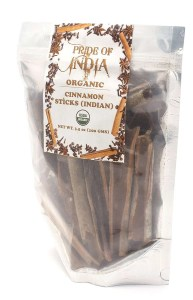 Pride of India Cinnamon Bark