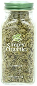 Simply Organic Dried Rosemary Leaf