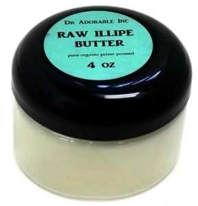 Dr Adorable Raw Illipe Butter