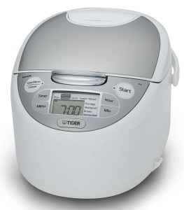 Tiger Micom Rice Cooker & Warmer, Steamer, and Slow Cooker