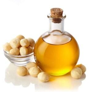 Macadamia nut oil skin benefits