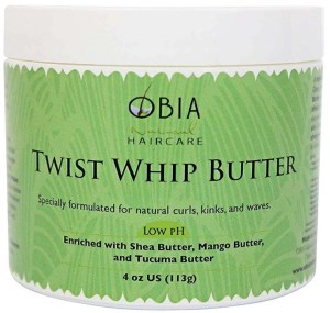 OBIA Natural Hair Care Twist Whip Butter
