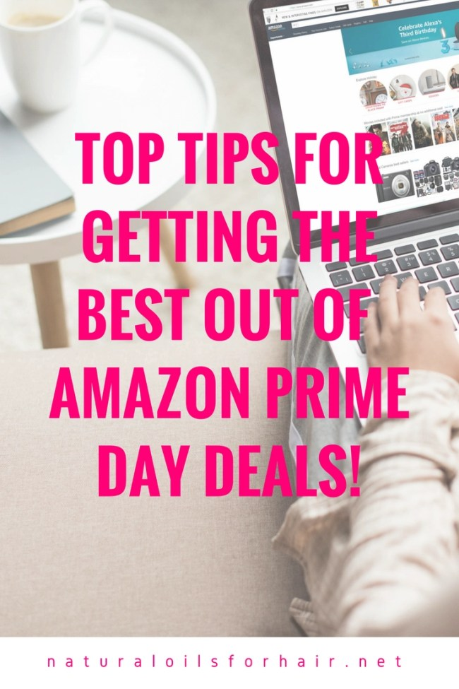 Top tips for getting the best out of Amazon Prime Day 2018