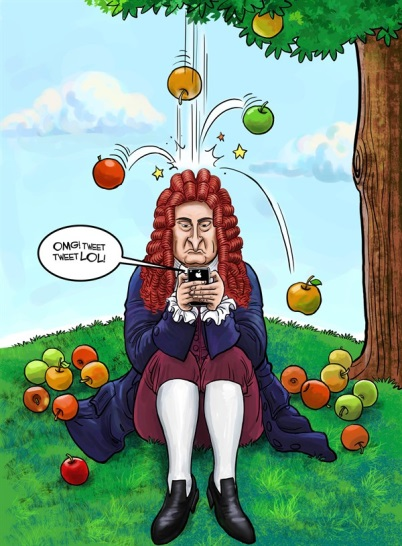 Image result for apple tree gravity